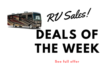rv sales of the week